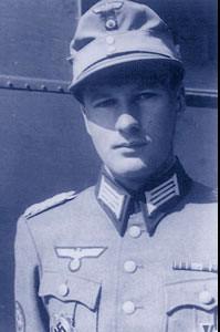 Ο δήμιος του Περιβολίου ταγματάρχης Ράινχολντ Κλέμπε (Reinhold Klebe)