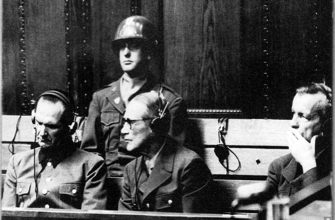 Από τη «δίκη των στρατηγών της Νοτιοανατολικής Ευρώπης».