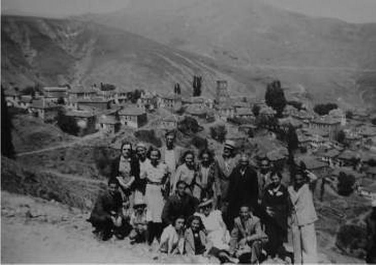 Η συνοικία Αγίου Δημητρίου Κλεισούρας πριν το Ολοκαύτωμα
