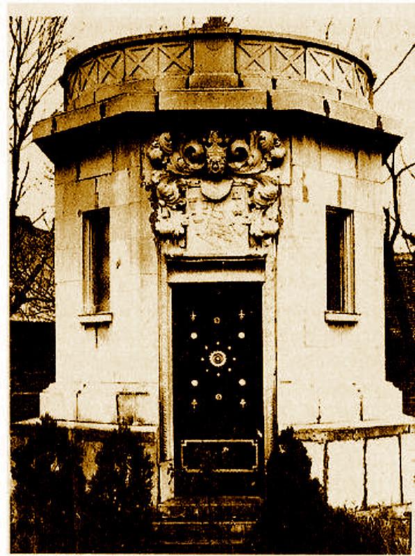 Οικογενειακός τάφος οικογένειας της Σπίρτα στο Ζέμουν