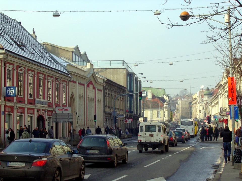 Αρχοντικό Σπίρτα στο Ζέμουν-Βελιγράδι